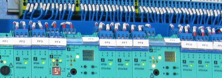 Automatizacion: Implantación de proyectos en zona ATEX.(Explosivas)