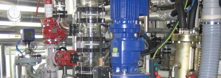 Productos: Suministro e Instalación de material resistente a la corrosión, PTFE, vidrio,...